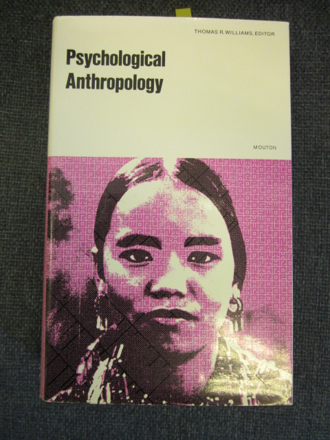 Image for Psychological Anthropology