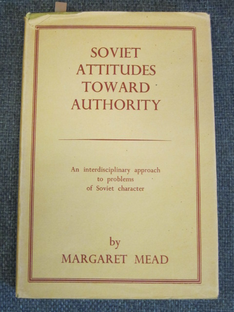 Image for Soviet Attitudes Toward Authority