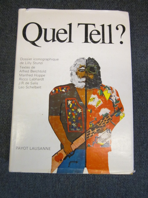 Image for Quel Tell?