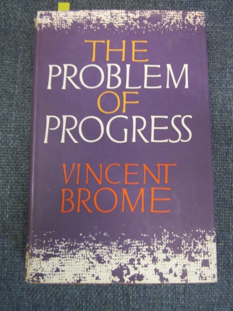 Image for The Problem of Progress.