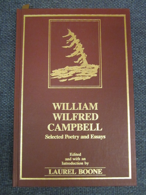 Image for William Wilfred Campbell: Selected Poetry and Letters