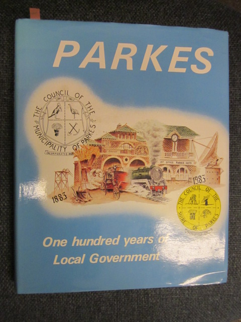 Image for Parkes:  One hundred years of Local Government
