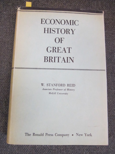 Image for Economic History of Great Britain
