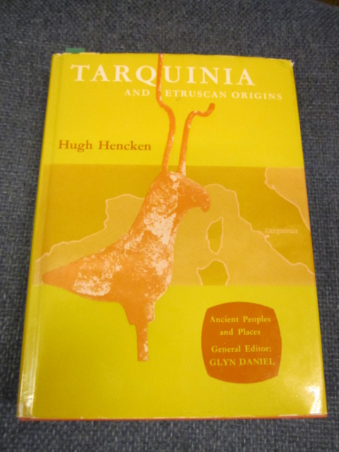 Image for Tarquinia and Etruscan Origins
