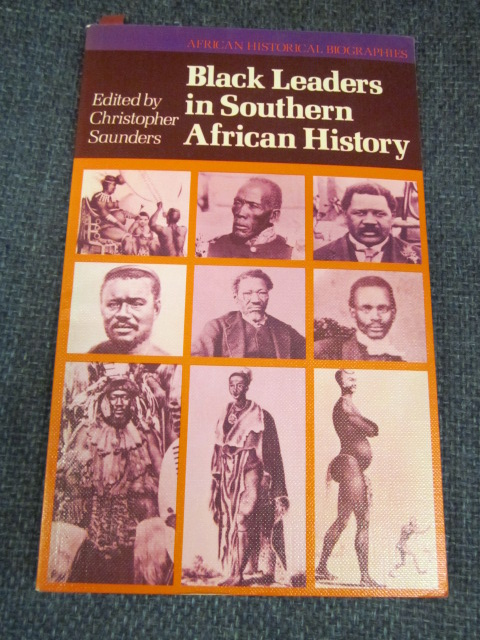 Image for Black Leaders in Southern African History