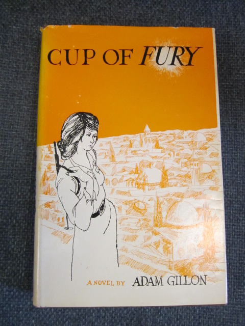 Image for Cup of Fury [Signed]
