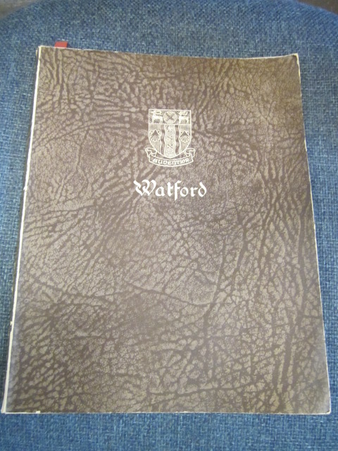 Image for Watford A Pictorial Record
