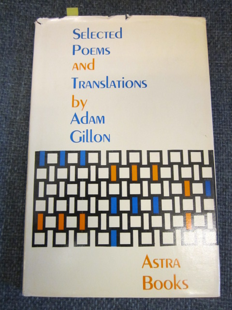 Image for Selected Poems and Translations