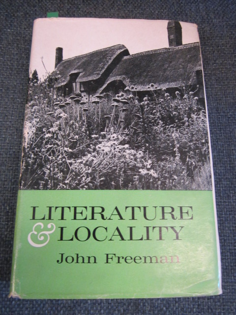 Image for Literature & Locality The Literary Topography of Britain and Ireland