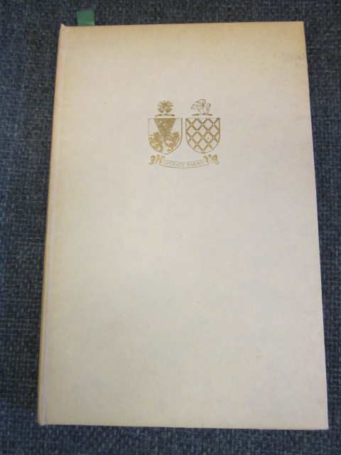 Image for Watford Grammar Schools for Boys and Girls 1704-1954