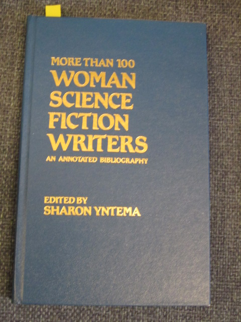 Image for More Than 100: Women Science Fiction Writers