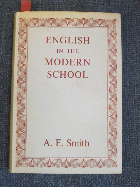 Image for English in the Modern School