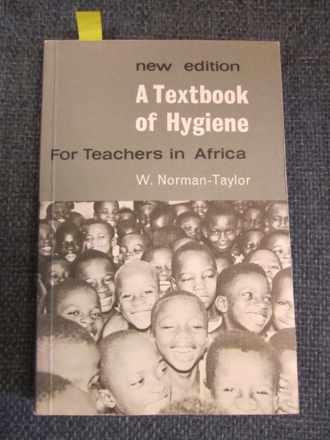 Image for A Textbook of Hygiene For Teachers in Africa