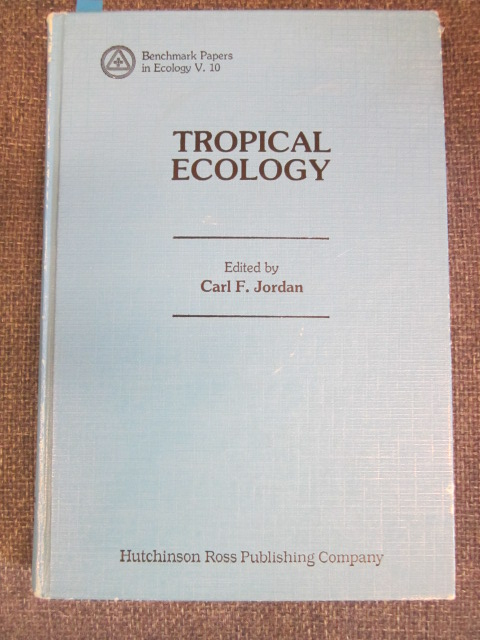 Image for Tropical Ecology