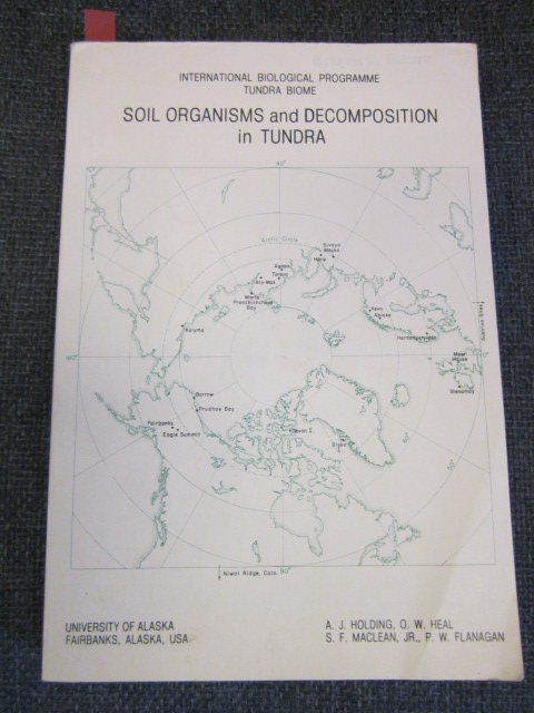 Image for International Biological  Programme - Soil Organisms and Decomposition in Tundra