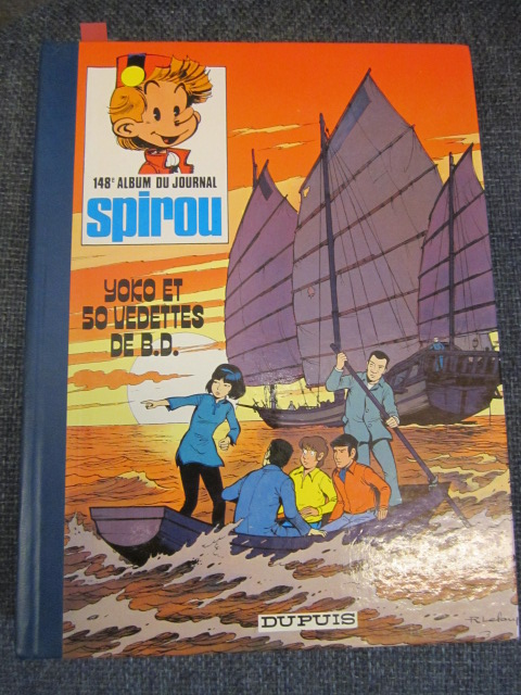 Image for Album du journal Spirou  148e