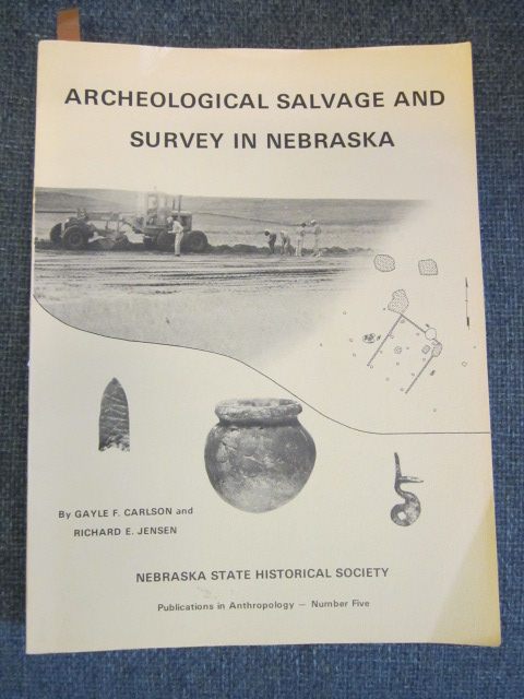 Image for Archeological Salvage and Survey in Nebraska