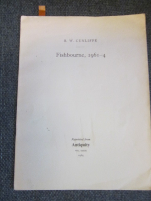 Image for Fishbourne, 1961-4