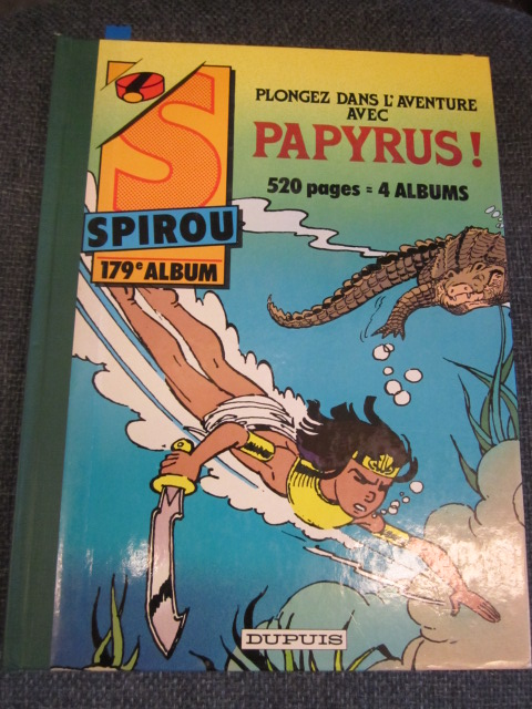 Image for Spirou 179e Album