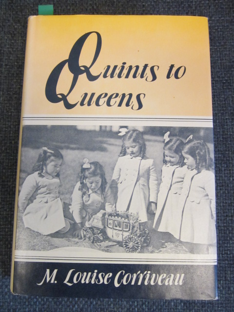 Image for Quints to Queens