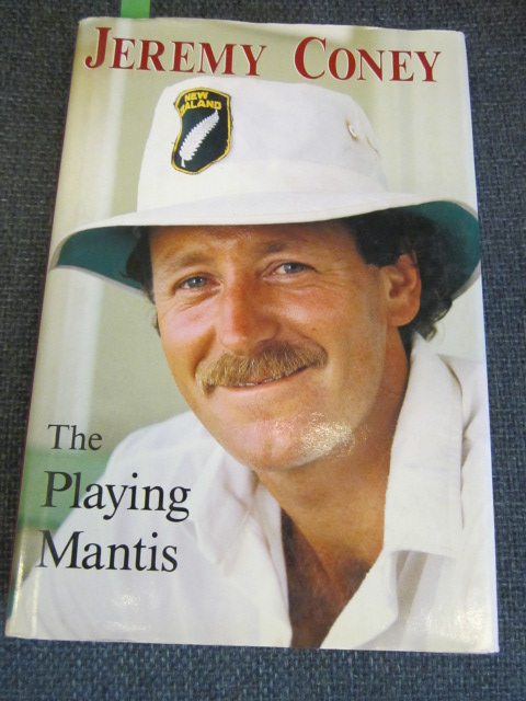 Image for The Playing Mantis. An Autobiography. [Signed]