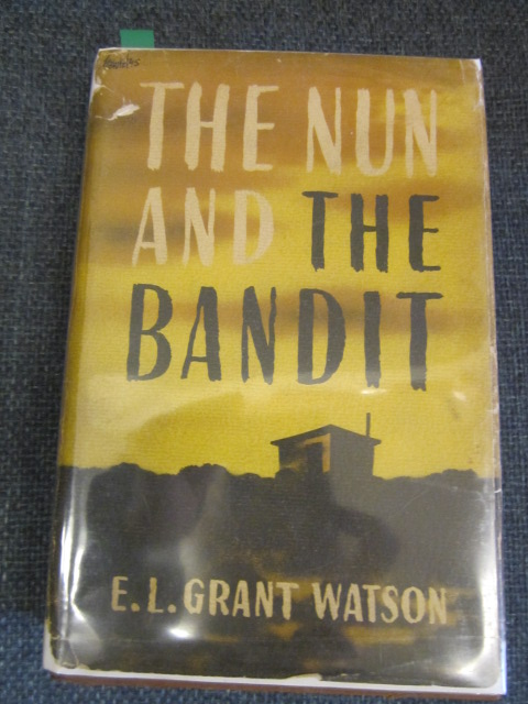 Image for The Nun and the Bandit