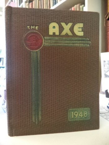 Image for The Axe. 1948. Acadia University Yearbook