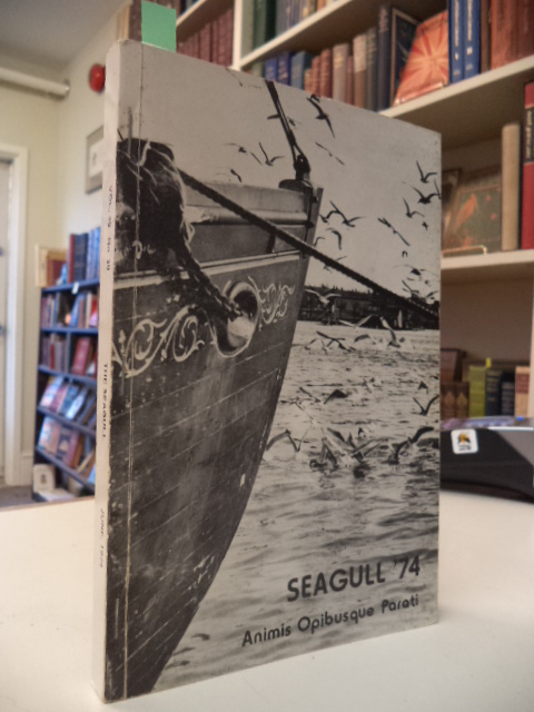 Image for Seagull. Lunenburg Junior Senior High School Yearbook. 1974