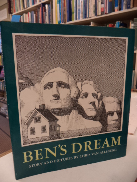 Image for Ben's Dream: Story and Pictures