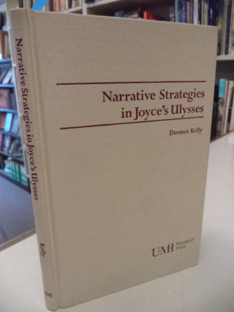 Image for Narrative Strategies in Joyce's Ulysses [signed]