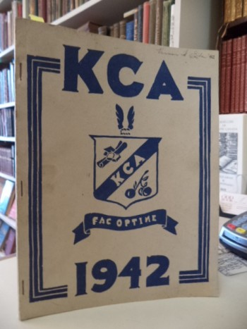 Image for K.C.A. 1942 Kings County Academy Kentville Nova Scotia Year Book