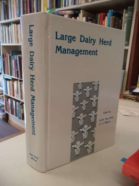 Image for Large Dairy Herd Management