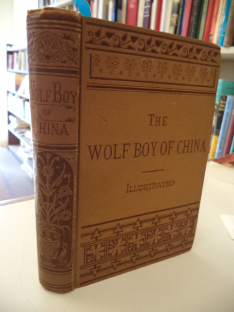 Image for The Wolf Boy of China