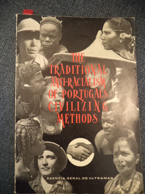 Image for Many Races - One Nation.  The Traditional Anti-racialism of Portugal's Civilizing Methods