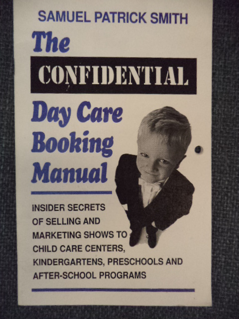 Image for The Confidential Day Care Booking Manual