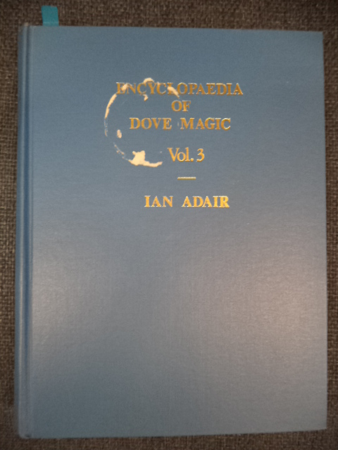 Image for Adair's Encyclopaedia of Dove Magic, Volume 3