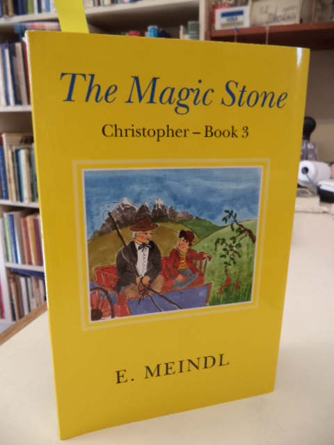 Image for The Magic Stone.  Christopher - Book 3