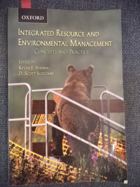 Image for Integrated Resource and Environmental Management: Concepts and Practice