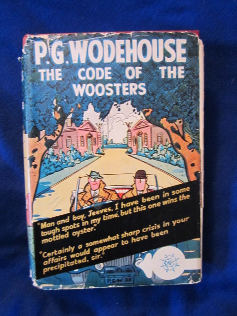 Image for The Code of the Woosters