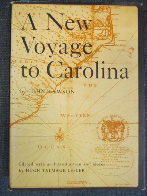 Image for A New Voyage to Carolina