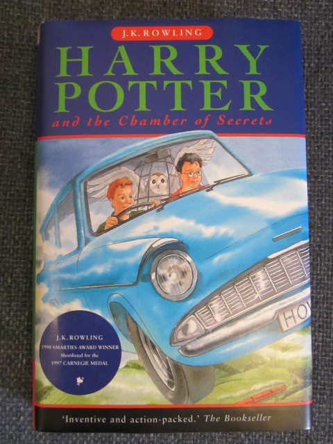 Image for Harry Potter and the Chamber of Secrets [First Edition, Second Printing]