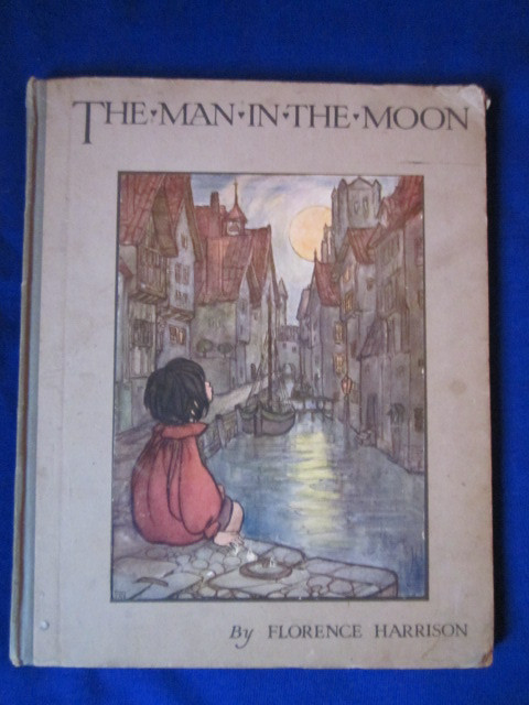 Image for THE MAN IN THE MOON AND OTHER VERSES
