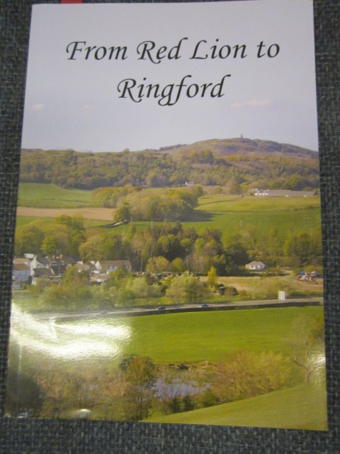 Image for From Red Lion to Ringford.  A brief account of the village of Ringford