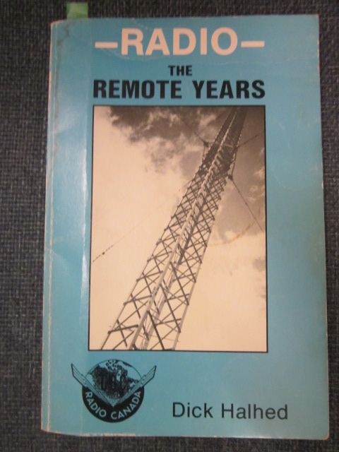 Image for Radio--the Remote Years