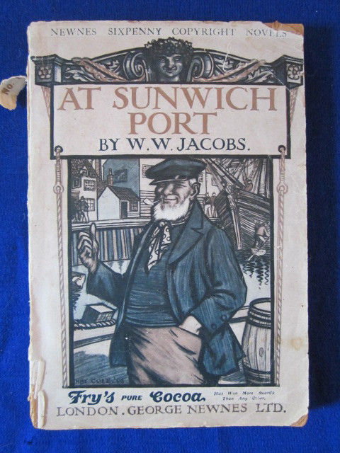Image for At Sunwich Port [George Newnes sixpenny softcover Pulp ]