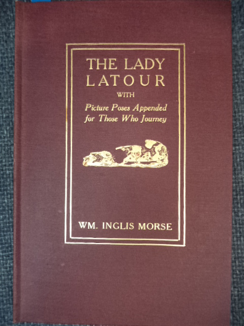 Image for The Lady Latour with Picture Poses Appended for Those Who Journey