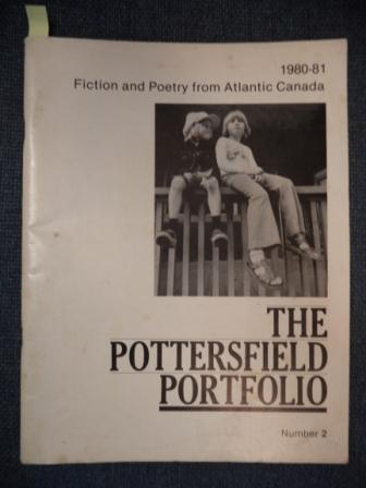 Image for The Pottersfield portfolio, Volume 2 [Number 2] 1980 - 1981