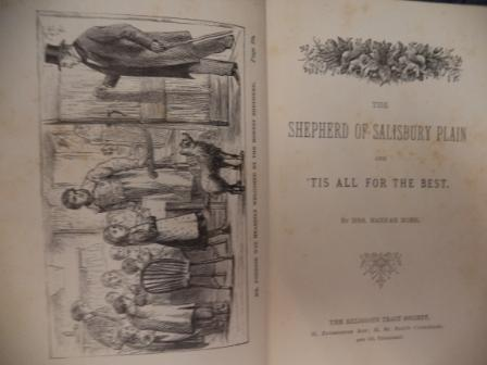 Image for The Shepherd of Salisbury Plain, and 'Tis all for the Best. [Also, The Happy Waterman.].