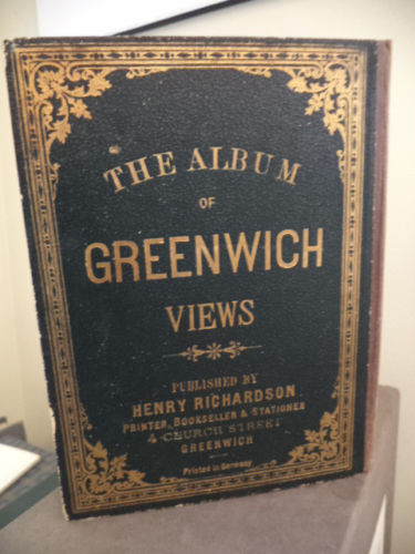 Image for The Album of Greenwich Views
