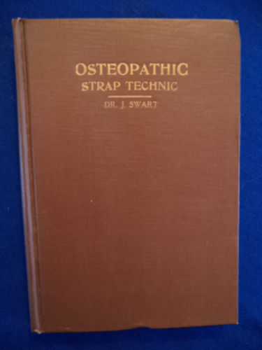 Image for Osteopathic Strap Technic. Second Edition, Enlarged